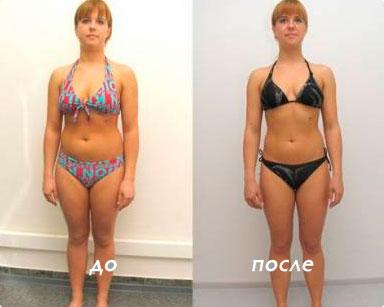 жидкий каштан лишний вес