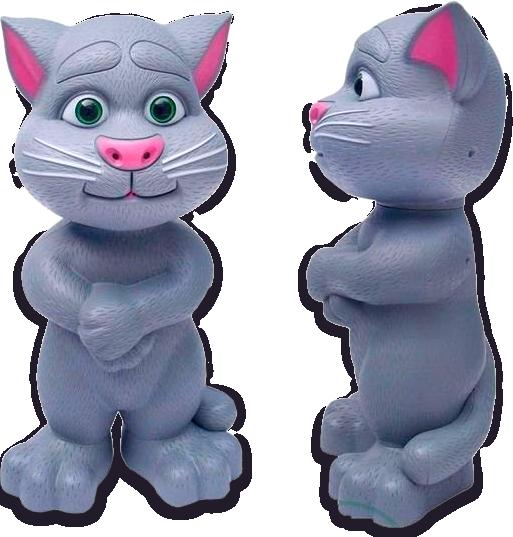 Игрушка говорящий кот
