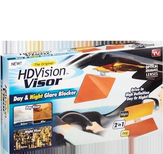 hd vision visor козырек