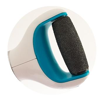 Электрическая роликовая пилка scholl для стоп