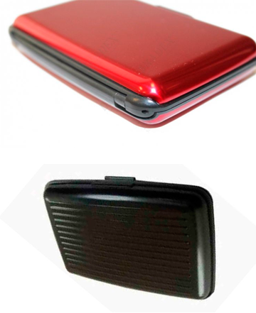 Красный кошелек Мультикард