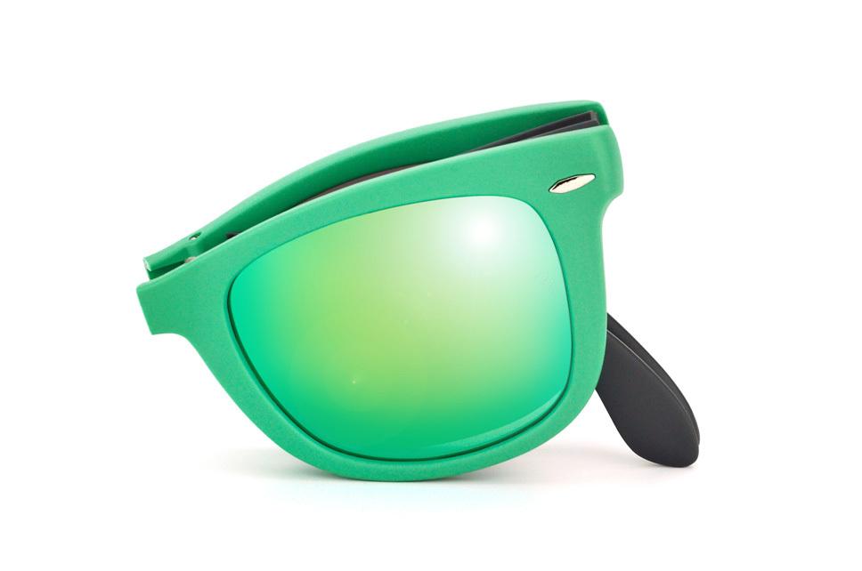 Солнечные очки Ray Ban Wayfarer Folding RB 4105 складные (копия)
